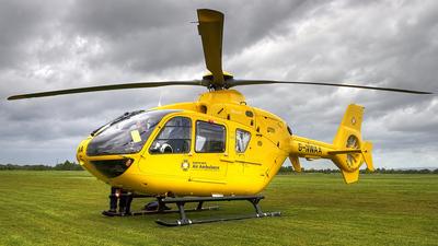 Eurocopter EC 135T2 - Bond Air Services