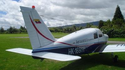 Piper PA-28-140 Cherokee Cruiser - Aerocentro