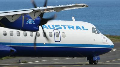 ATR 72-212A(500) - Air Austral