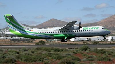 ATR 72-212A(500) - Binter Canarias (Naysa)
