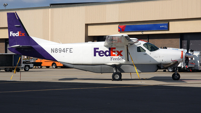 N894FE - Cessna 208B Super Cargomaster - FedEx Feeder (Baron Aviation Services)