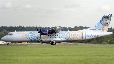 ATR 72-212A(500) - Aer Arann