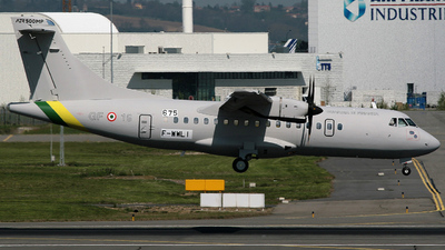 A picture of FWWLI - ATR 42600 - [] - © French Frogs Aviation Pictures