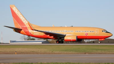 N756SA - Boeing 737-7H4 - Southwest Airlines