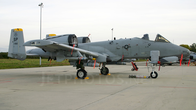 81-0992 - Fairchild A-10C Thunderbolt II - United States - US Air Force (USAF)