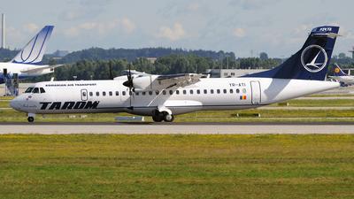 ATR 72-212A(500) - Tarom - Romanian Air Transport
