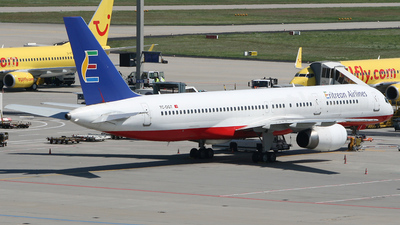 TC-OGT - Boeing 757-256 - Eritrean Airlines (AtlasJet)