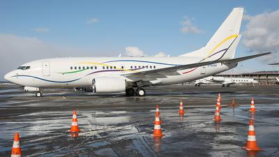 Boeing 737-7BC(BBJ) - SAS Institute