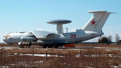39 - Beriev A-50 - Russia - Air Force