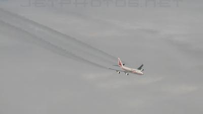 - Boeing 747-400 - Air India