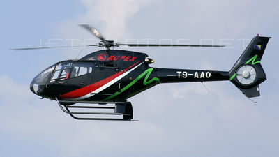 T9-AAO - Eurocopter EC 120B Colibri - Private