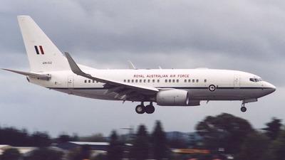 Boeing 737-7DF(BBJ) - Australia - Royal Australian Air Force (RAAF)