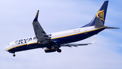 EI-EFN - Boeing 737-8AS - Ryanair