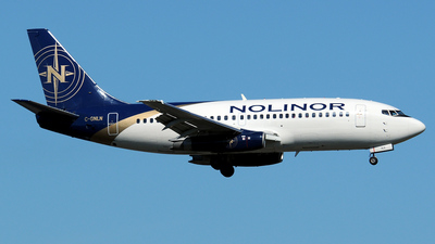 C-GNLN - Boeing 737-2B6C(Adv) - Nolinor Aviation
