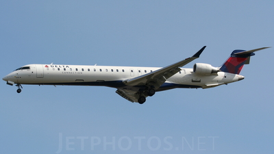 Bombardier CRJ-900LR - Delta Connection (Pinnacle Airlines)