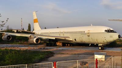 N707LG - Boeing 707-3M1C - Omega Air