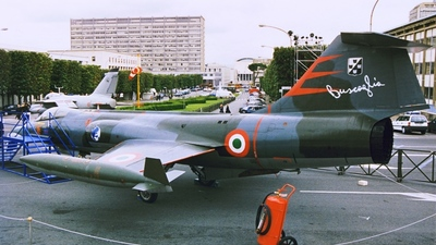 MM6529 - Lockheed RF-104G Starfighter - Italy - Air Force