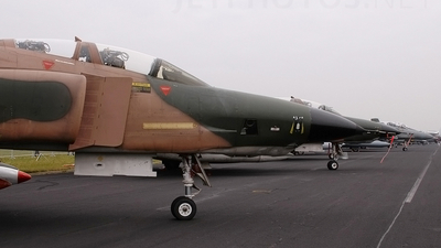 69-7484 - McDonnell Douglas RF-4E Phantom II - Turkey - Air Force