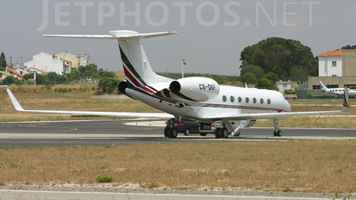 CS-DKF - Gulfstream G550 - NetJets Europe