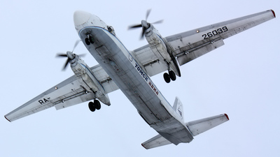 RA-26039 - Antonov An-26B-100 - Tomsk Avia
