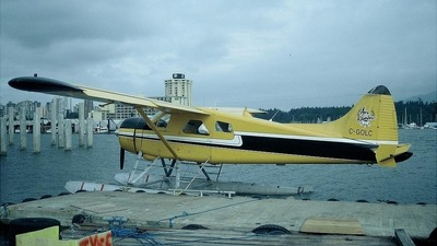 C-GOLC - De Havilland Canada DHC-2 Mk.I Beaver - Air Rainbow