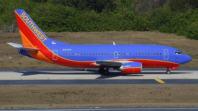 N513SW - Boeing 737-5H4 - Southwest Airlines