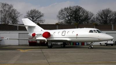 N20MY - Dassault Falcon 20C - Private