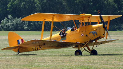 G-AFVE - De Havilland DH-82A Tiger Moth - Private