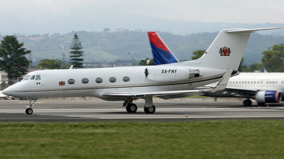 XA-FNY - Gulfstream G-II(SP) - Private