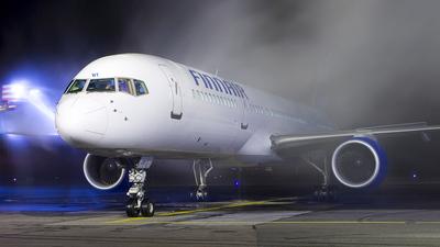OH-LBT - Boeing 757-2Q8 - Finnair