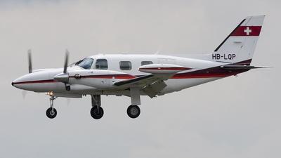 Piper PA-31T Cheyenne - Ursella