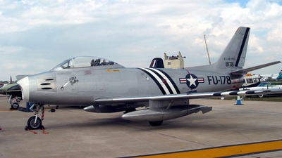 G-SABR - North American F-86A Sabre - Private