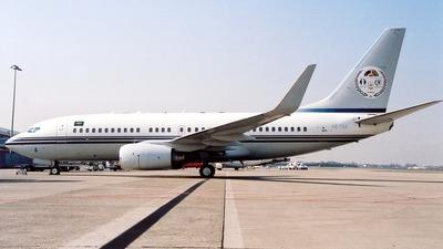Boeing 737-7P3(BBJ) - Private