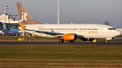 OY-JTC - Boeing 737-3L9 - Jettime