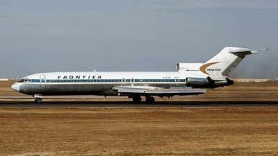 N7278F - Boeing 727-291 - Frontier Airlines