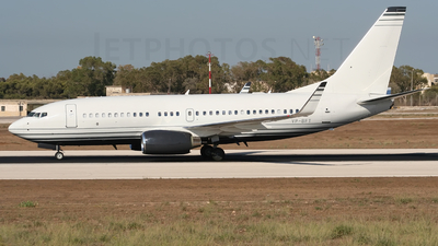VP-BFT - Boeing 737-7JB(BBJ) - Jet Aviation Business Jets