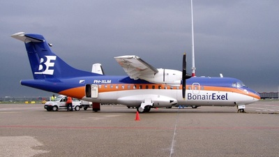 PH-XLM - ATR 42-320 - KLM Exel