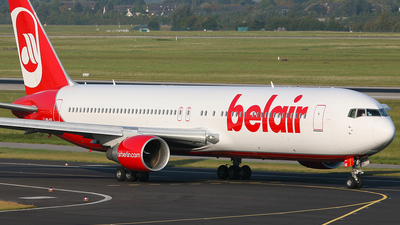 HB-ISE - Boeing 767-3Q8(ER) - Belair Airlines