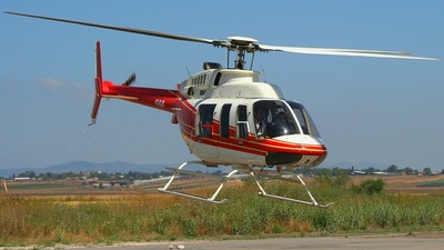 Bell 407 - Chim-Nir Aviation