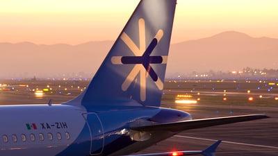 XA-ZIH - Airbus A320-214 - Interjet
