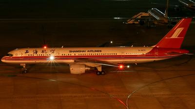 B-2875 - Boeing 757-26D - Shanghai Airlines