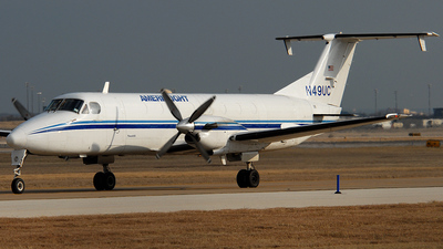 A picture of N49UC - Beech 1900C - Ameriflight - © maxyuh