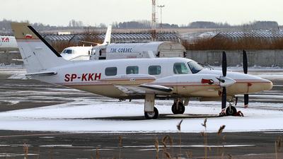 Piper PA-31T-620 Cheyenne II - private