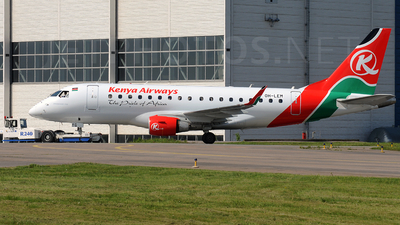 OH-LEM - Embraer 170-100STD - Kenya Airways