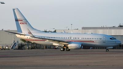 Boeing 737-75V(BBJ) - Private
