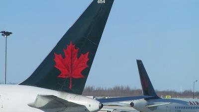C-GGOH - Boeing 767-3Y0(ER) - Air Canada