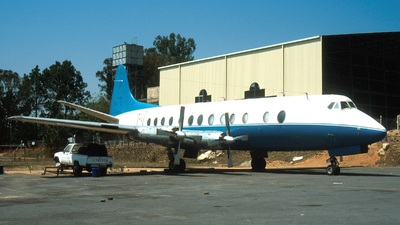 ZS-NNI - Vickers Viscount 836 - Planes R Us