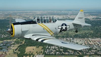 N29947 - North American AT-6D Harvard III - Private