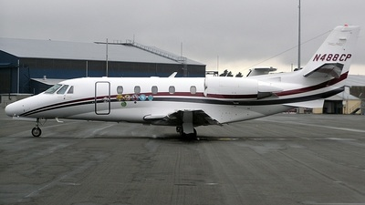 N488CP - Cessna 560XL Citation Excel - Private