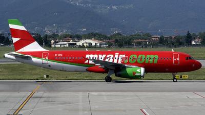 EI-DRG - Airbus A320-231 - MyAir